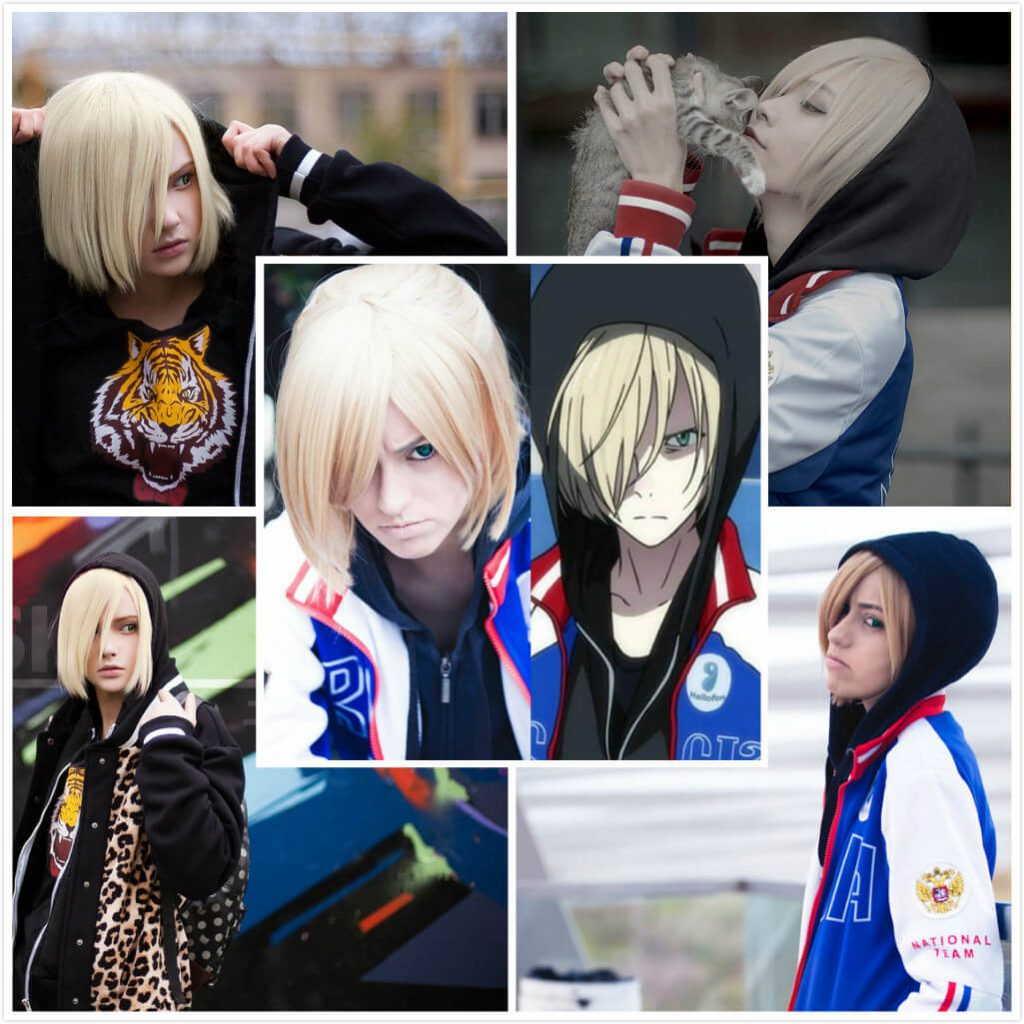 Yuri Plisetsky Cosplayers