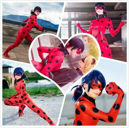 Best Ladybug Cosplay