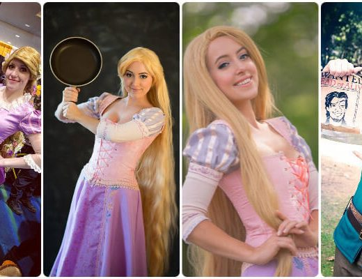 Best Tangled Cosplay