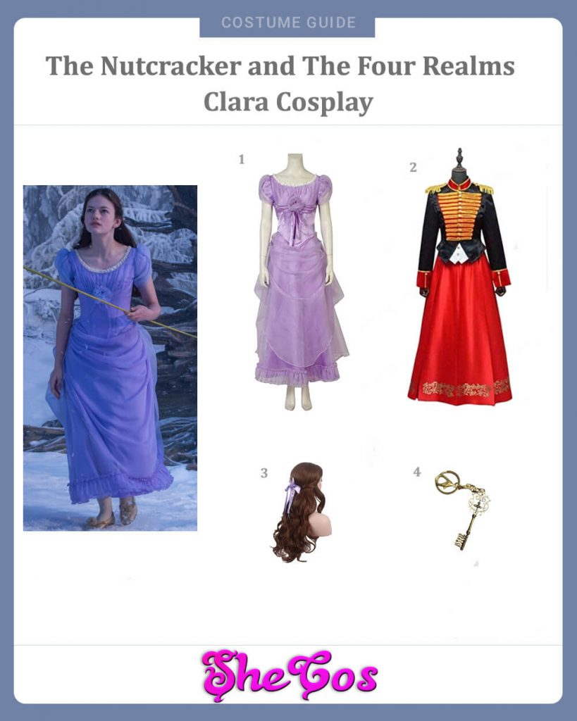 Clare Cosplay DIY Guide