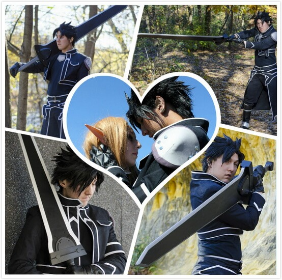 Best Fairy Dance Kirito Cosplay