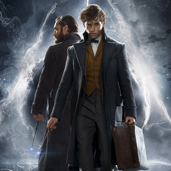 Fantastic Beasts The Crimes of Grindelwald Cosplay