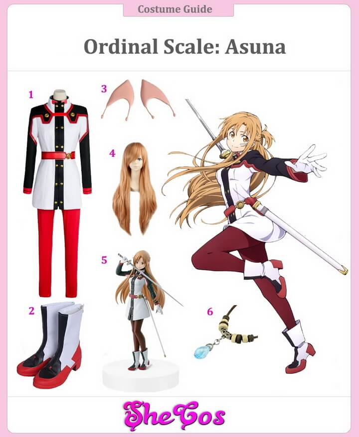 Ordinal Scale Assuna Cosplay Guide
