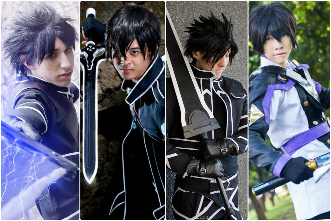 The Diy Guide For Cosplaying Kirito Of Sword Art Online Shecos Blog