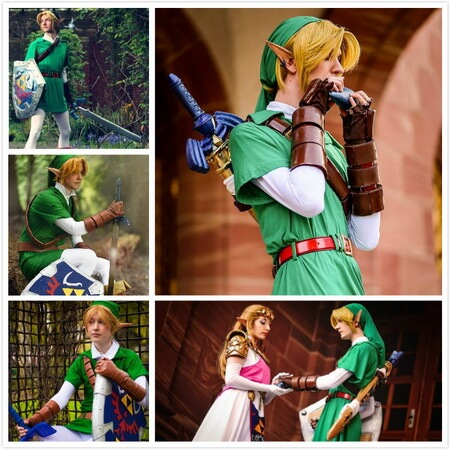 best ocarina of time cosplay