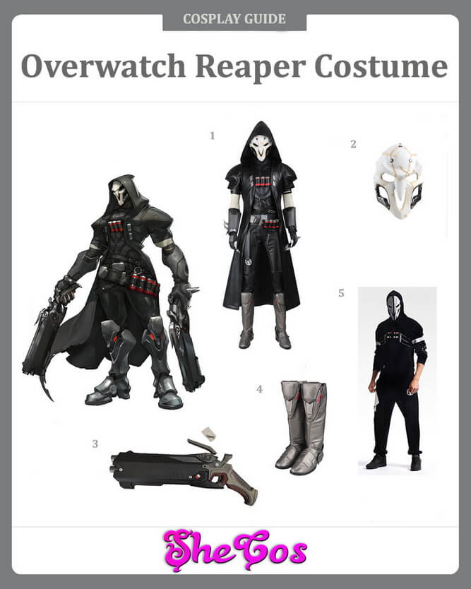Reaper Cosplay Guide.