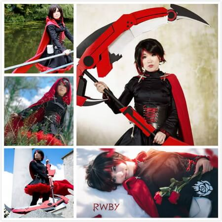 Ruby Cosplay