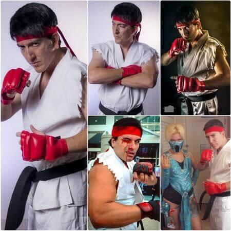 best Ryu cosplay