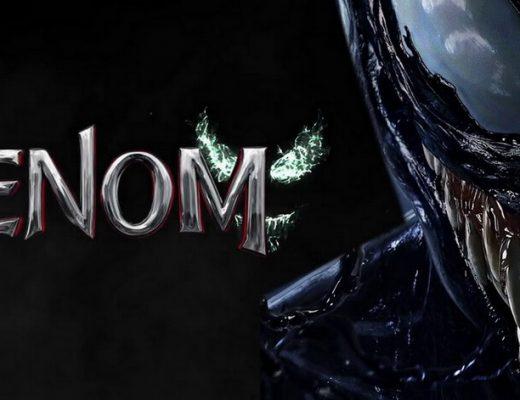 Venom costume 2018