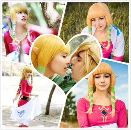 best Skyward sword Zelda Cosplay