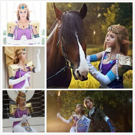 best Twilight Princess Cosplay