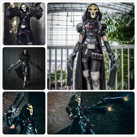 best reaper cosplay