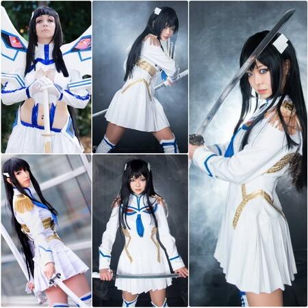best satsuki kiryuin cosplay