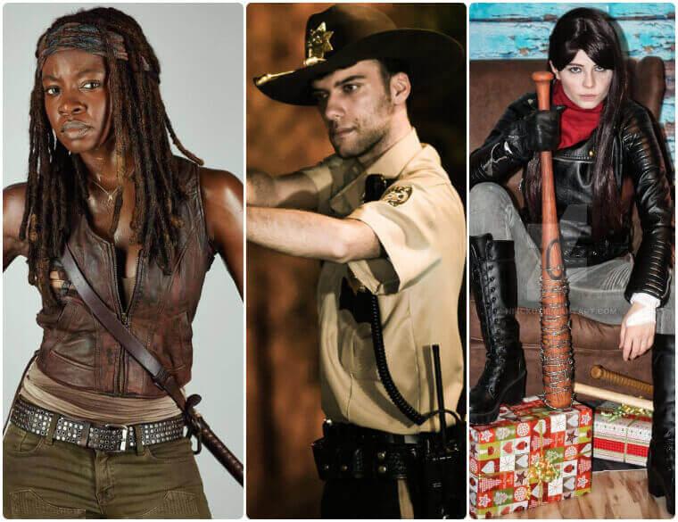 best walking dead cosplay