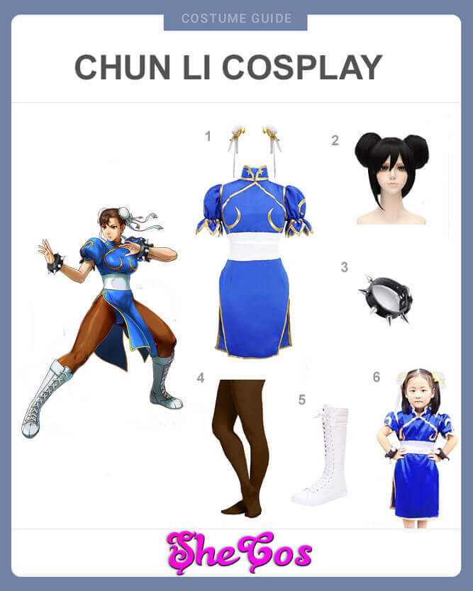 chun li cosplay guide