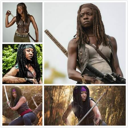 best michonne cosplay