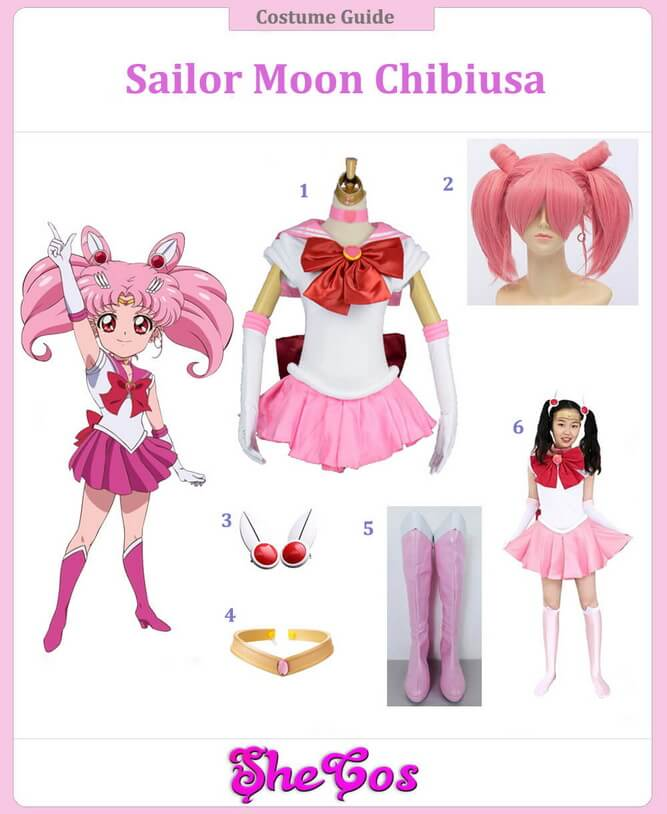 Chibi Usa Cosplay Guide