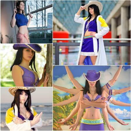 best one piece Nico Robin cosplay