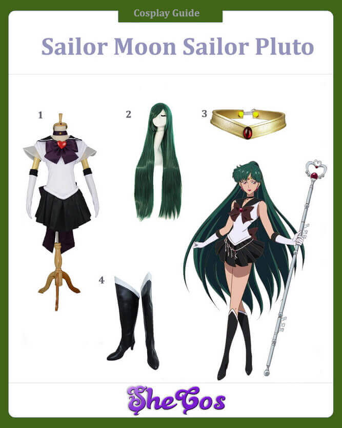 Sailor Pluto Cosplay Guide