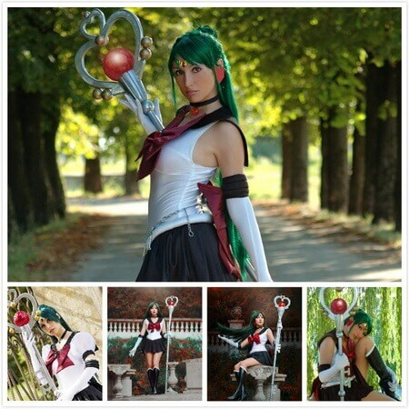 Sailor Pluto Cosplay