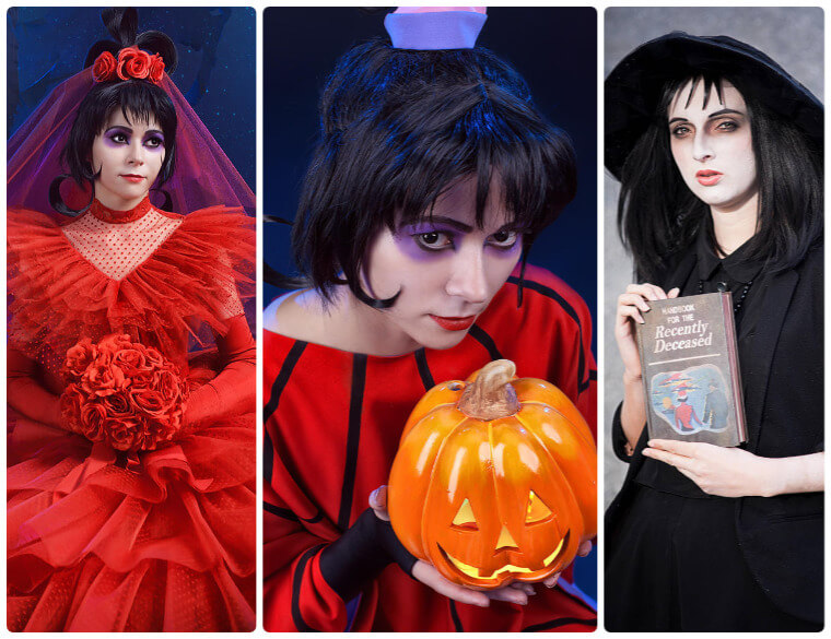 The Ultimate Beetlejuice Lydia Deetz Costumes Guide Shecos Blog