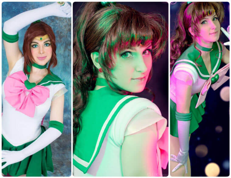 best Sailor Jupiter cosplay