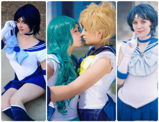 best Sailor Mercury cosplay