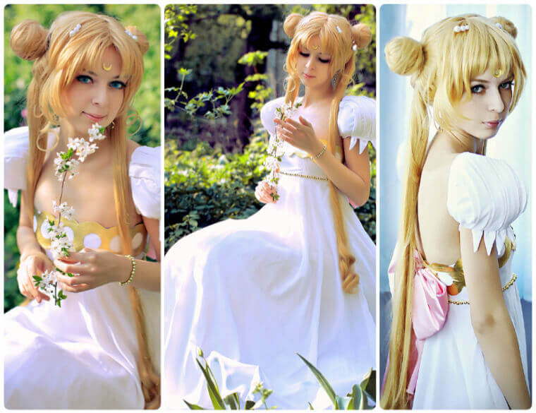 best princess serenity cosplay