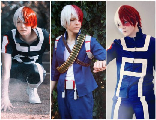 best shoto todoroki cosplay