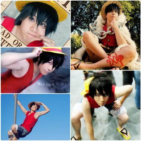 best luffy cosplay