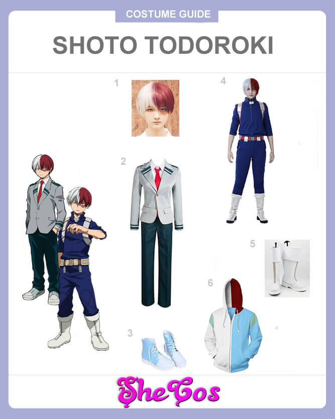 shoto todoroki cosplay guide