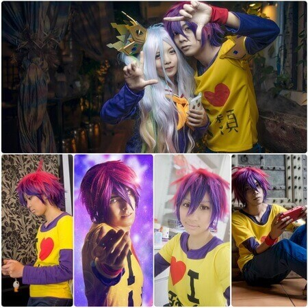 no game no life sora cosplay
