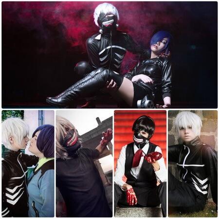 best Ken Kaneki cosplay