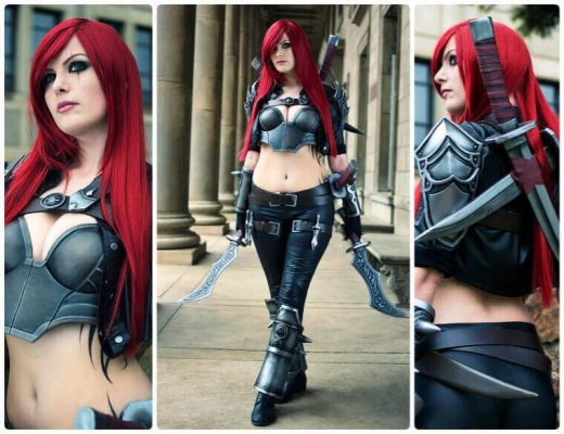 best League Of Legends katarina cosplay