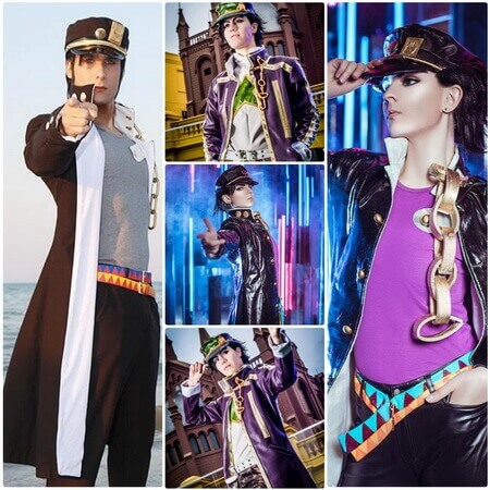 best kujo jotaro cosplay