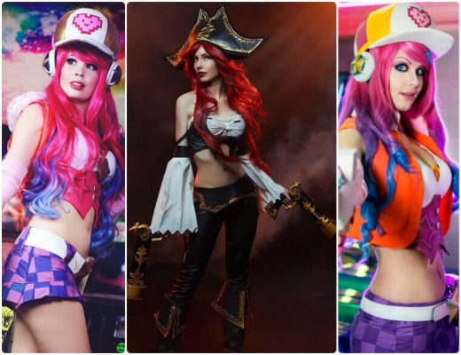 best League of Legends miss fortune cosplay