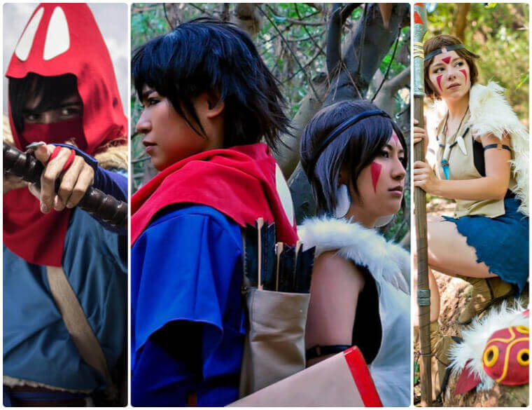 The Complete Princess Mononoke Cosplay Ideas Shecos Blog
