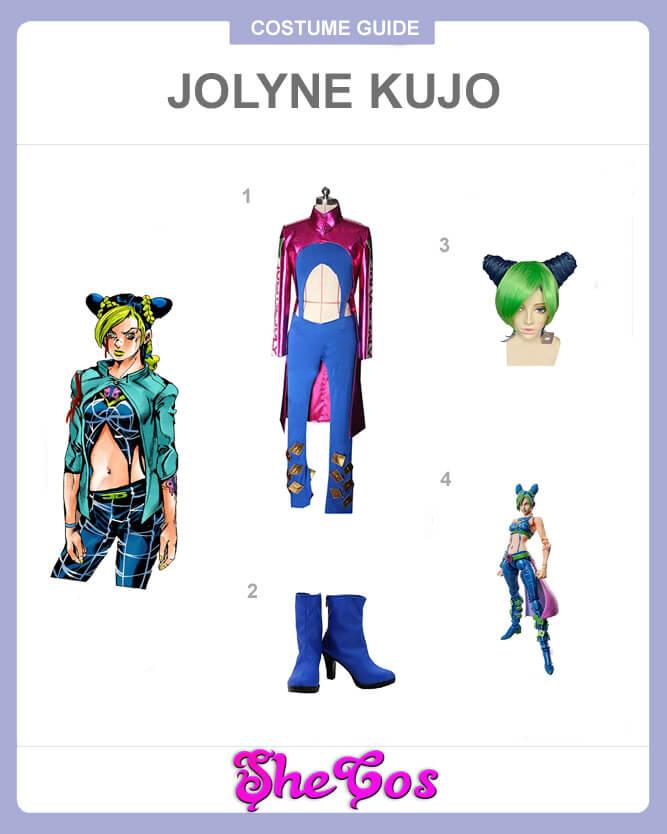 jolyne kujo cosplay guide