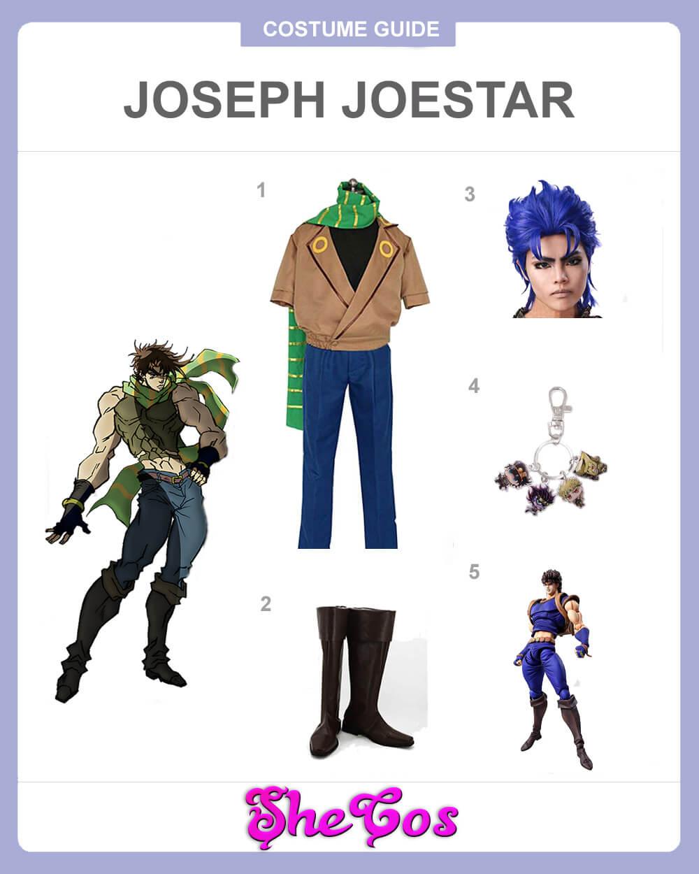 joseph joestar cosplay guide