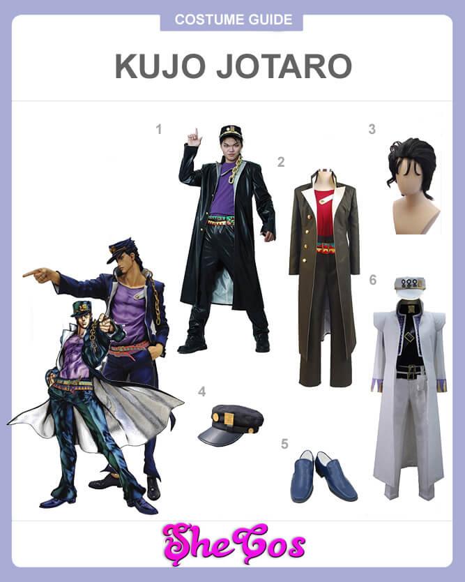 kujo jotaro cosplay guide
