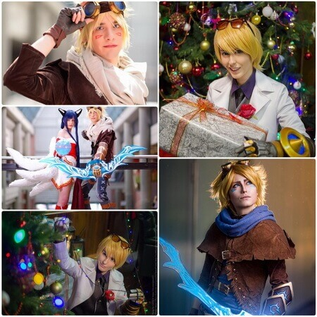best lol ezreal cosplay