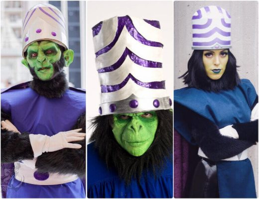 best the powerpuff girls mojo jojo cosplay