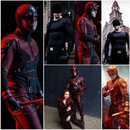 daredevil cosplay