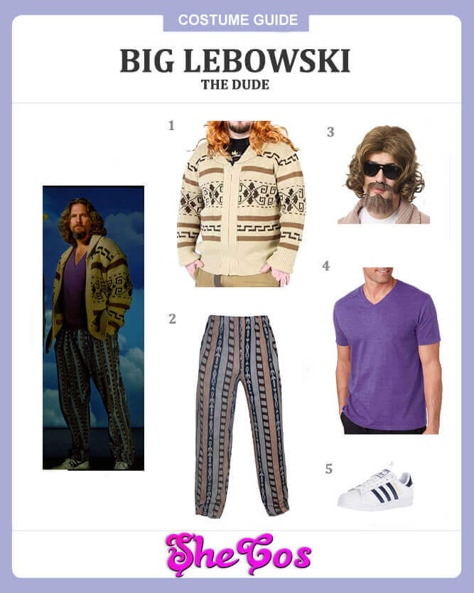 Big Lebowski costume guide