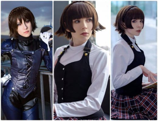 best Makoto Niijima cosplay