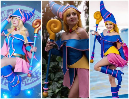 best dark magician girl cosplay