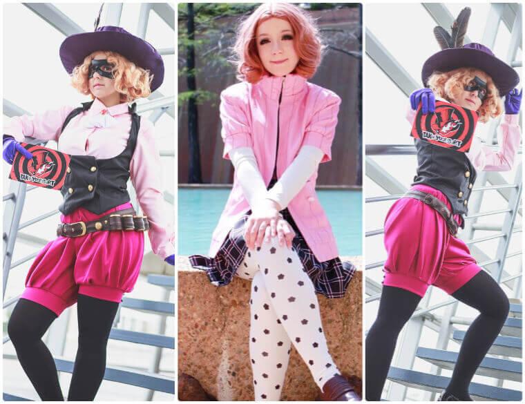 best haru okumura cosplay