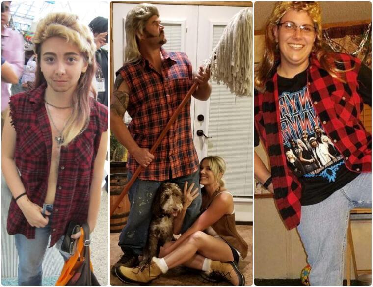 Marvelous Inspiring Joe Dirt Costume From The Movie For Halloween ...
