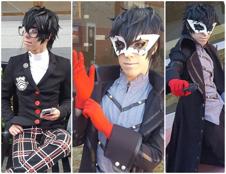 The Ultimate Guide To Persona 5 Joker Cosplay Ideas Shecos