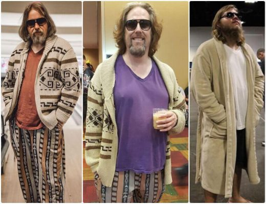 big lebowski the dude cosplay